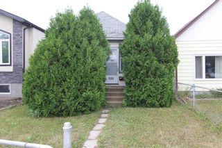 Photo 1: 335 Queen Street in Winnipeg: St James Residential for sale (5E)  : MLS®# 202118426