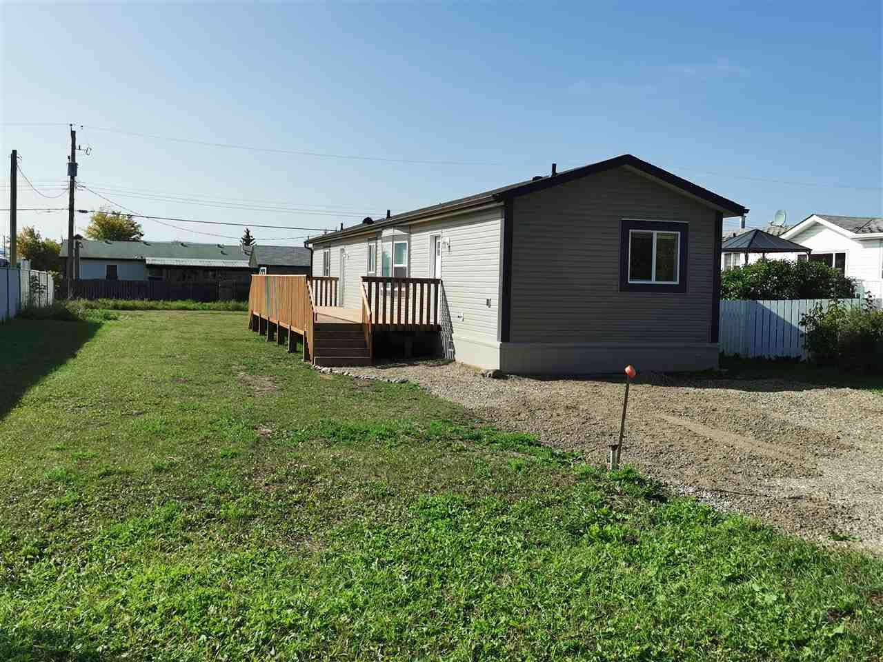 Main Photo: 10464 98 Street: Taylor Manufactured Home for sale (Fort St. John (Zone 60))  : MLS®# R2499625