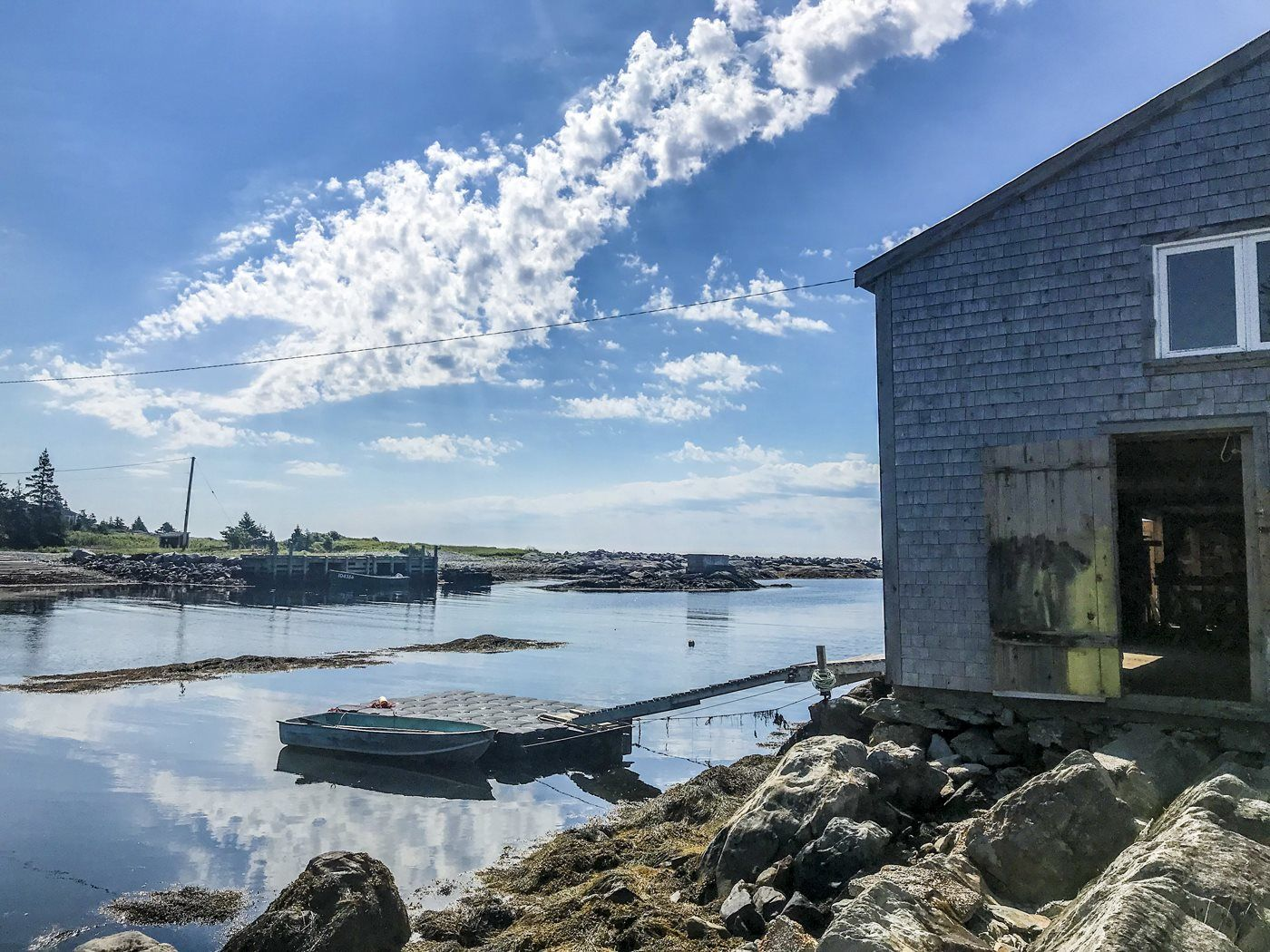 Main Photo: Lot 5 & 1064 Long Cove Road in Port Medway: 406-Queens County Residential for sale (South Shore)  : MLS®# 202101023