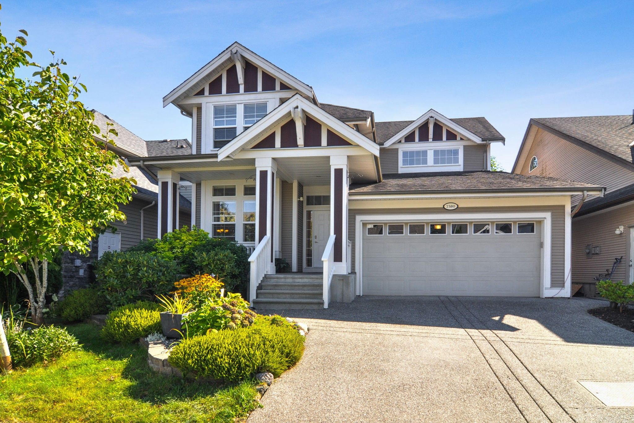 "Main Photo: 7380 200B Street in Langley: Willoughby Heights House for sale in ""Jericho Ridge"" : MLS®# R2496090"