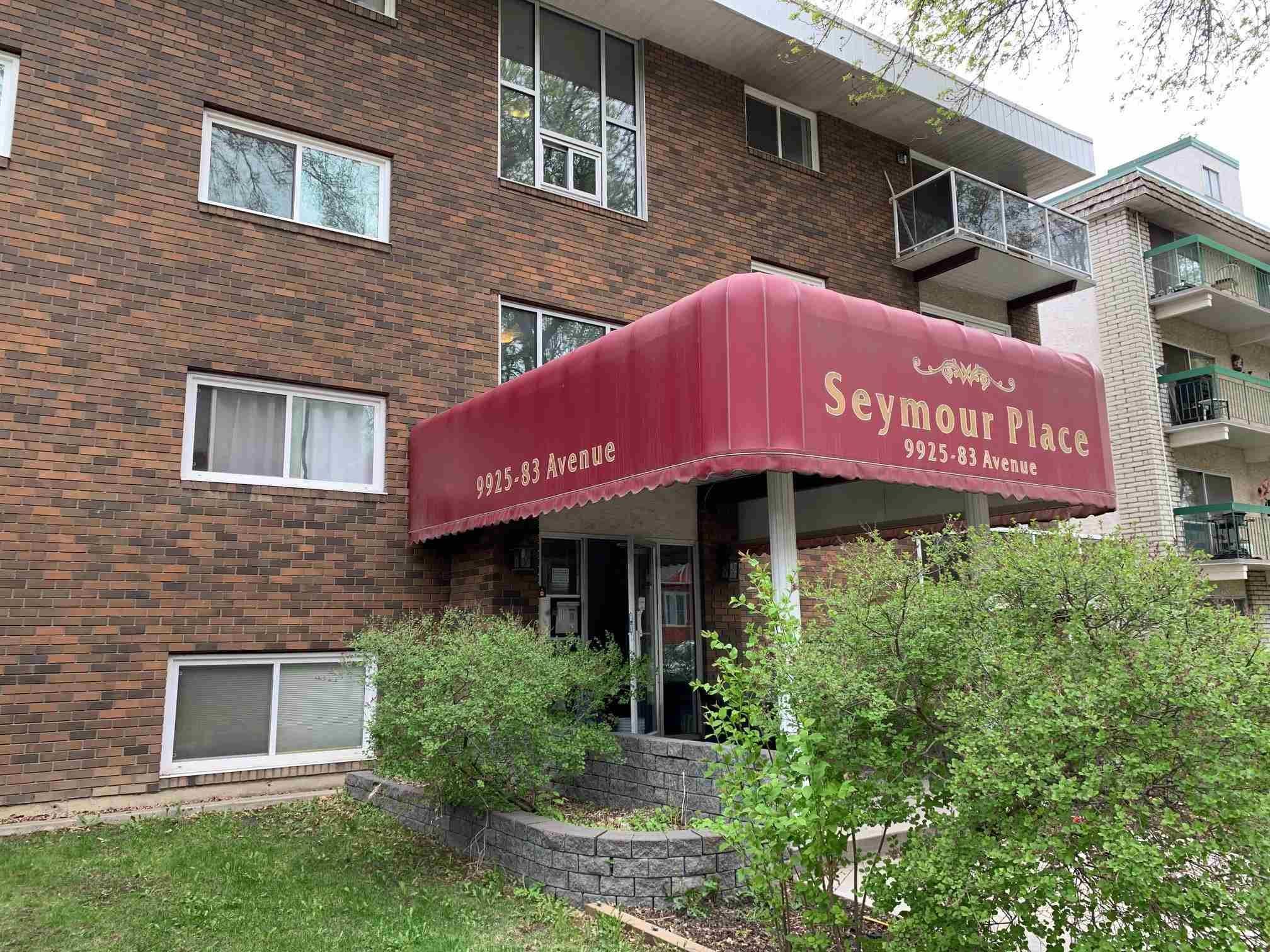 Main Photo: 304 9925 83 Avenue in Edmonton: Zone 15 Condo for sale : MLS®# E4262737