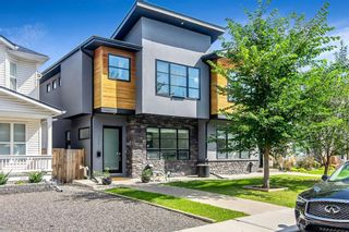 Main Photo: 3112 5 Street NW in Calgary: Mount Pleasant Semi Detached for sale : MLS®# A1140939