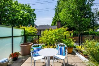 """Photo 3: 105 5325 WEST Boulevard in Vancouver: Kerrisdale Condo for sale in """"BOULEVARD PRIVATE RESIDENCES"""" (Vancouver West)  : MLS®# R2608646"""