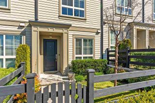 """Photo 1: 17 16260 23A Avenue in Surrey: Grandview Surrey Townhouse for sale in """"Morgan"""" (South Surrey White Rock)  : MLS®# R2567722"""