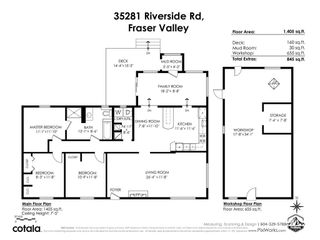 Photo 37: 35281 RIVERSIDE Road in Mission: Durieu Manufactured Home for sale : MLS®# R2582946