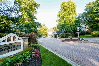 "Photo 30: 40 7488 MULBERRY Place in Burnaby: The Crest Townhouse for sale in ""SIERRA RIDGE"" (Burnaby East)  : MLS®# R2504190"