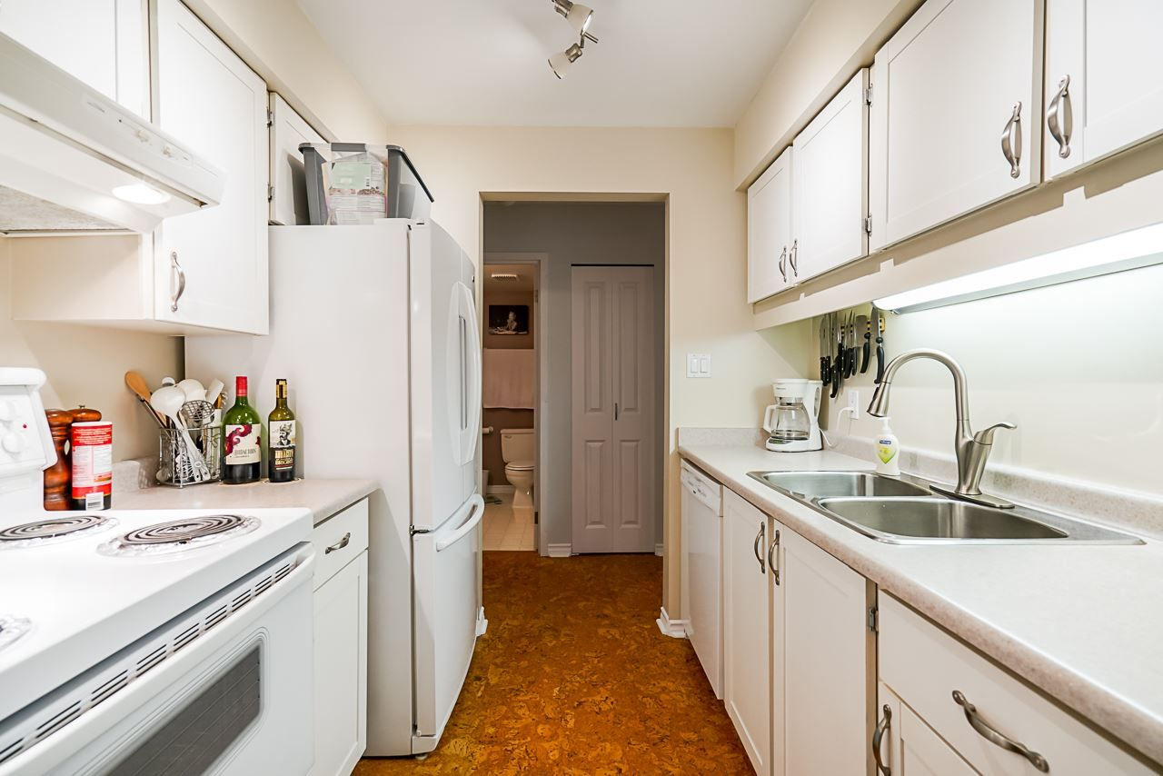 Main Photo: 403 385 GINGER DRIVE in New Westminster: Fraserview NW Condo for sale : MLS®# R2525909