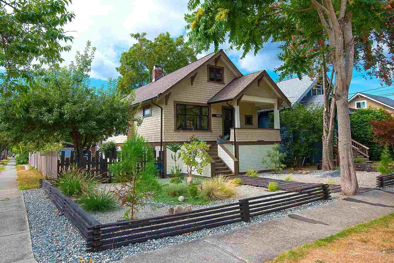 Main Photo: 4193 PRINCE ALBERT Street in Vancouver: Fraser VE House for sale (Vancouver East)  : MLS®# R2302164