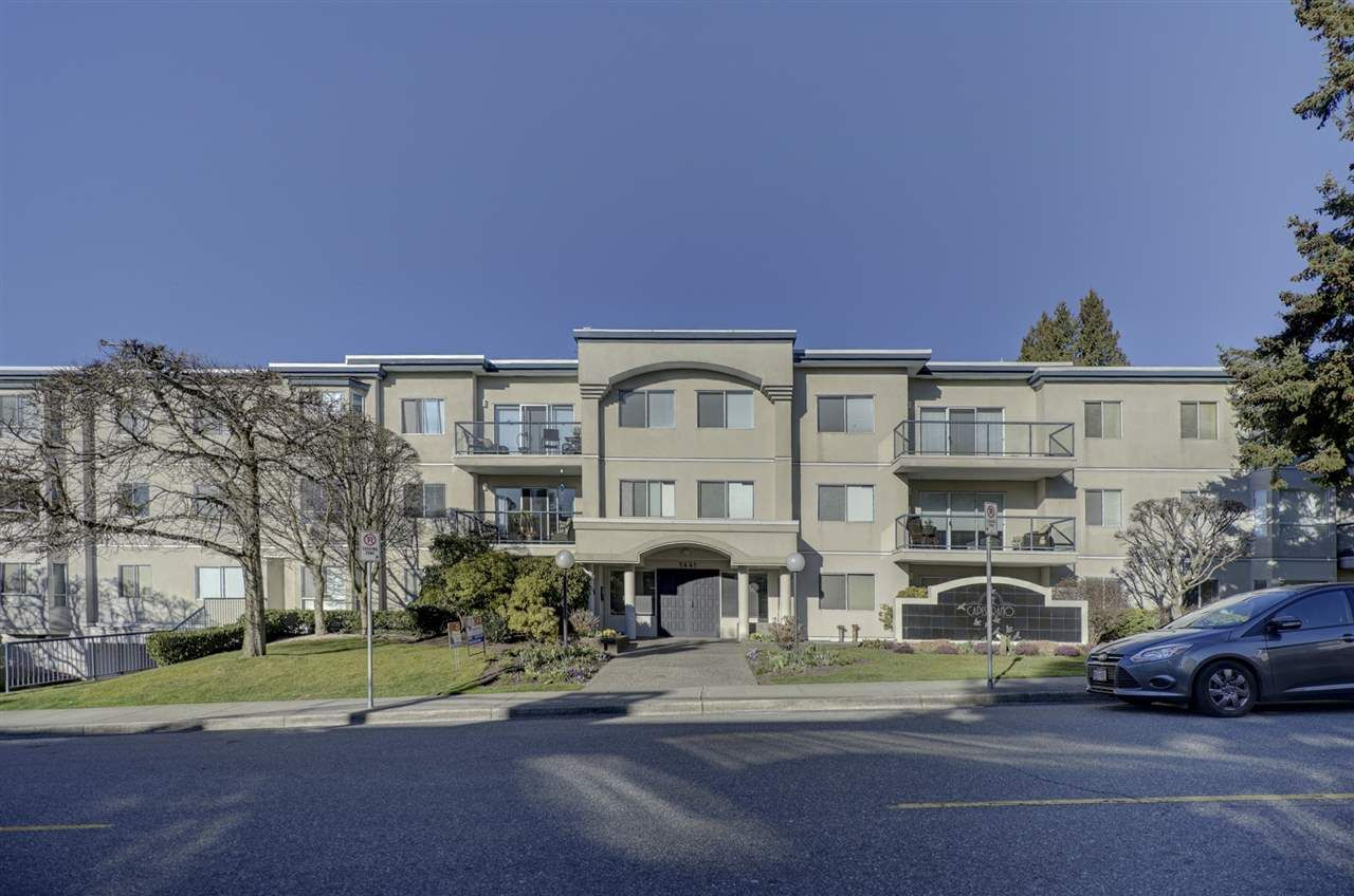 "Main Photo: 204 1441 BLACKWOOD Street: White Rock Condo for sale in ""the "" Capistrano """" (South Surrey White Rock)  : MLS®# R2390737"