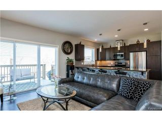 Photo 4: 88 Sandrington Drive in Winnipeg: River Park South Condominium for sale (2E)  : MLS®# 1703517