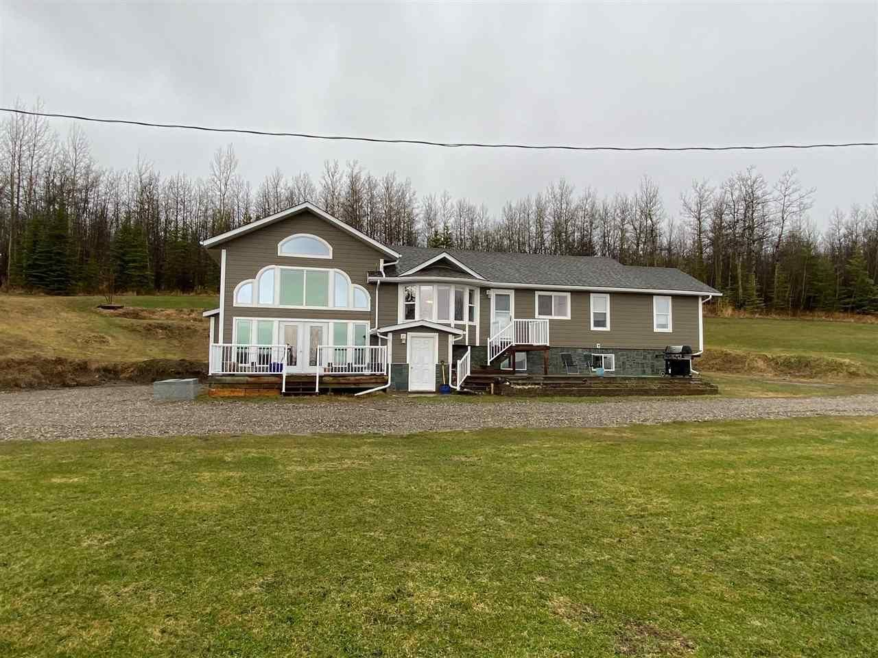 Main Photo: 14288 N 29 Highway: Charlie Lake House for sale (Fort St. John (Zone 60))  : MLS®# R2575258