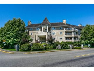 "Photo 1: 207 20145 55A Avenue in Langley: Langley City Condo for sale in ""Blackberry Lane II"" : MLS®# R2130466"