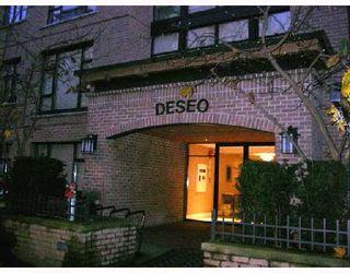 "Photo 1: 402 2226 W 12TH Avenue in Vancouver: Kitsilano Condo for sale in ""DESEO"" (Vancouver West)  : MLS®# V686187"