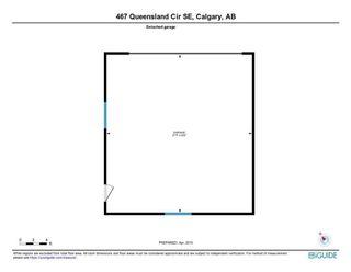 Photo 38: 467 QUEENSLAND Circle SE in Calgary: Queensland Detached for sale : MLS®# C4236793