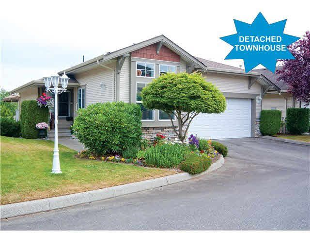 "Main Photo: 6 3635 BLUE JAY Street in Abbotsford: Abbotsford West Townhouse for sale in ""COUNTRY RIDGE"" : MLS®# F1448866"