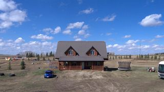 Photo 1: 265135 Symons Valley Road in Rural Rocky View County: Rural Rocky View MD Detached for sale : MLS®# A1090519