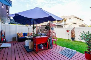 """Photo 36: 10 7250 122 Street in Surrey: East Newton Townhouse for sale in """"STRAWBERRY HILL"""" : MLS®# R2622818"""