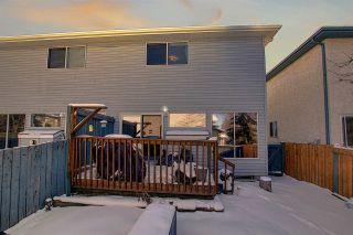 Photo 27: 51 501 YOUVILLE Drive E in Edmonton: Zone 29 House Half Duplex for sale : MLS®# E4228906