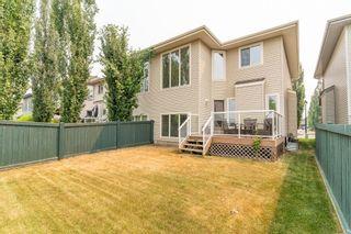 Photo 38: 5 1901 126 Street in Edmonton: Zone 55 House Half Duplex for sale : MLS®# E4264849