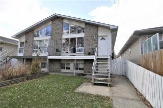 Photo 1: 11944 83 Street NW in Edmonton: Zone 05 House Half Duplex for sale : MLS®# E4232690