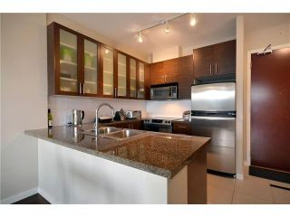 """Photo 4: 602 2345 MADISON Avenue in Burnaby: Brentwood Park Condo for sale in """"OMA"""" (Burnaby North)  : MLS®# V916643"""