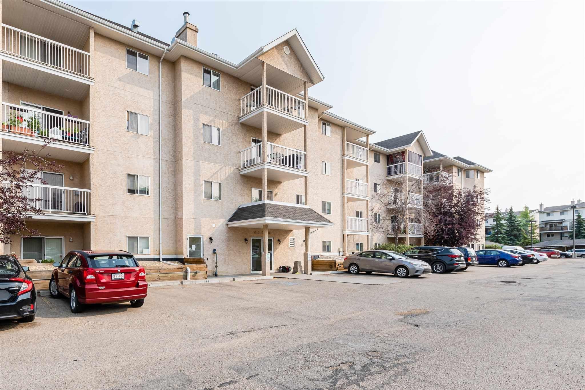 Main Photo: 124 4210 139 Avenue in Edmonton: Zone 35 Condo for sale : MLS®# E4254352