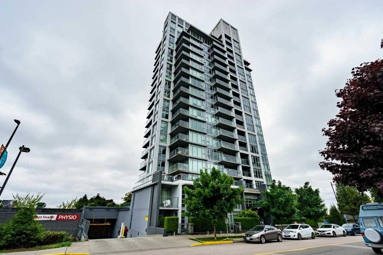 "Main Photo: 602 958 RIDGEWAY Avenue in Coquitlam: Central Coquitlam Condo for sale in ""THE AUSTIN"" : MLS®# R2585587"