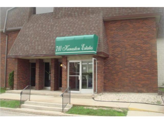 Main Photo: 710 KENASTON Boulevard in WINNIPEG: River Heights / Tuxedo / Linden Woods Condominium for sale (South Winnipeg)  : MLS®# 1011635