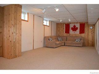 Photo 15: 50 Hind Avenue in WINNIPEG: St James Residential for sale (West Winnipeg)  : MLS®# 1519306