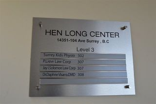 """Photo 5: 14357 104 Avenue in Surrey: Whalley Office for lease in """"HEN LONG MARKET"""" (North Surrey)  : MLS®# C8035644"""
