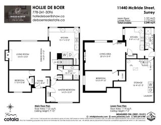 """Photo 20: 11440 MCBRIDE Drive in Surrey: Bolivar Heights House for sale in """"Boliver Heights"""" (North Surrey)  : MLS®# R2623213"""