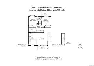 Photo 31: 232 4699 Muir Rd in : CV Courtenay East Condo for sale (Comox Valley)  : MLS®# 881525