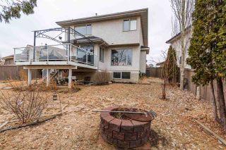 Photo 41: 1107 116 Street in Edmonton: Zone 16 House for sale : MLS®# E4236001
