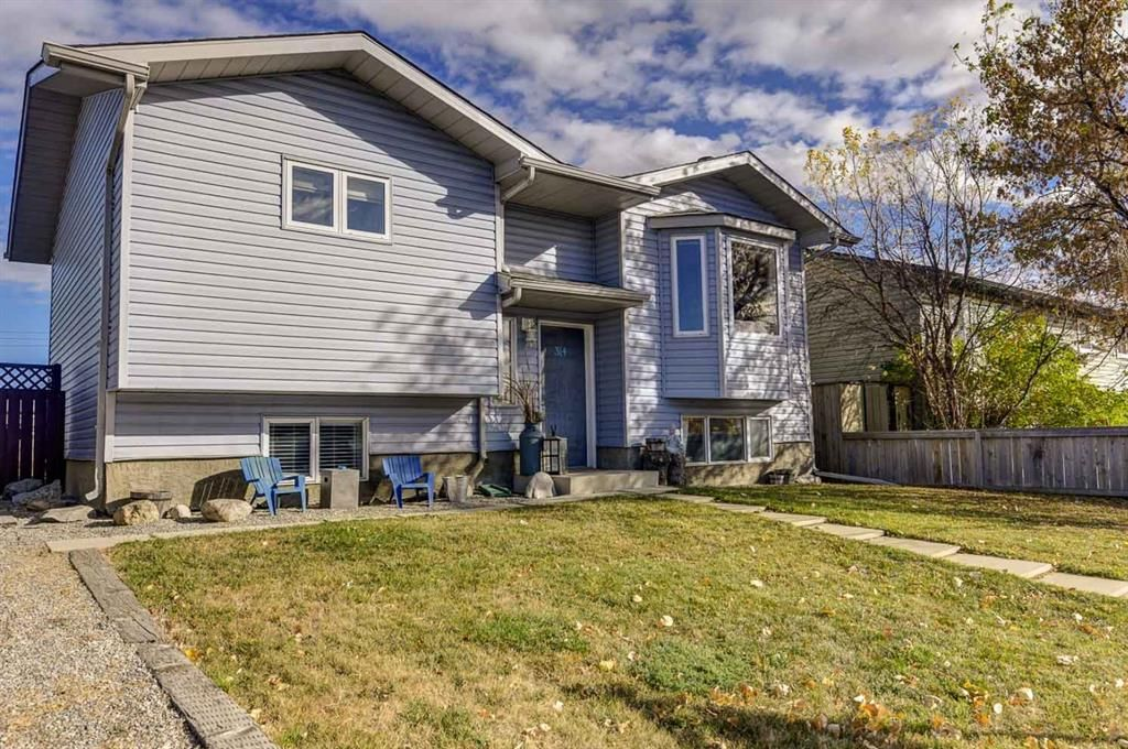 Main Photo: 314 Nelson Road: Carseland Detached for sale : MLS®# A1040058