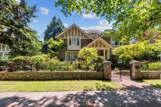 Main Photo: 1428 W 26TH Avenue in Vancouver: Shaughnessy House for sale (Vancouver West)  : MLS®# R2594796