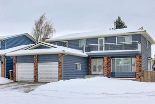 Main Photo: 103 Woodfern Place SW in Calgary: Woodbine Detached for sale : MLS®# A1070787