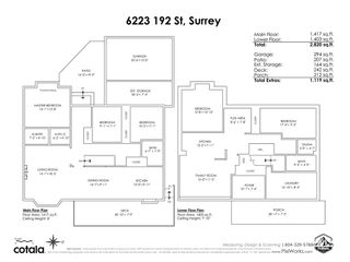 Photo 36: 6223 192ND Street in Surrey: Cloverdale BC House for sale (Cloverdale)  : MLS®# R2539766