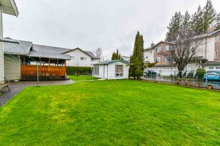 Photo 34: 46365 CESSNA Drive in Chilliwack: Chilliwack E Young-Yale House for sale : MLS®# R2534194