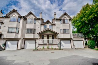 """Photo 1: 20 2352 PITT RIVER Road in Port Coquitlam: Mary Hill Townhouse for sale in """"SHAUGHNESSY ESTATES"""" : MLS®# R2064551"""