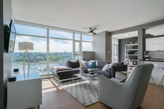 Photo 6: 1502 1199 MARINASIDE CRESCENT in Vancouver: Yaletown Condo for sale (Vancouver West)  : MLS®# R2268201