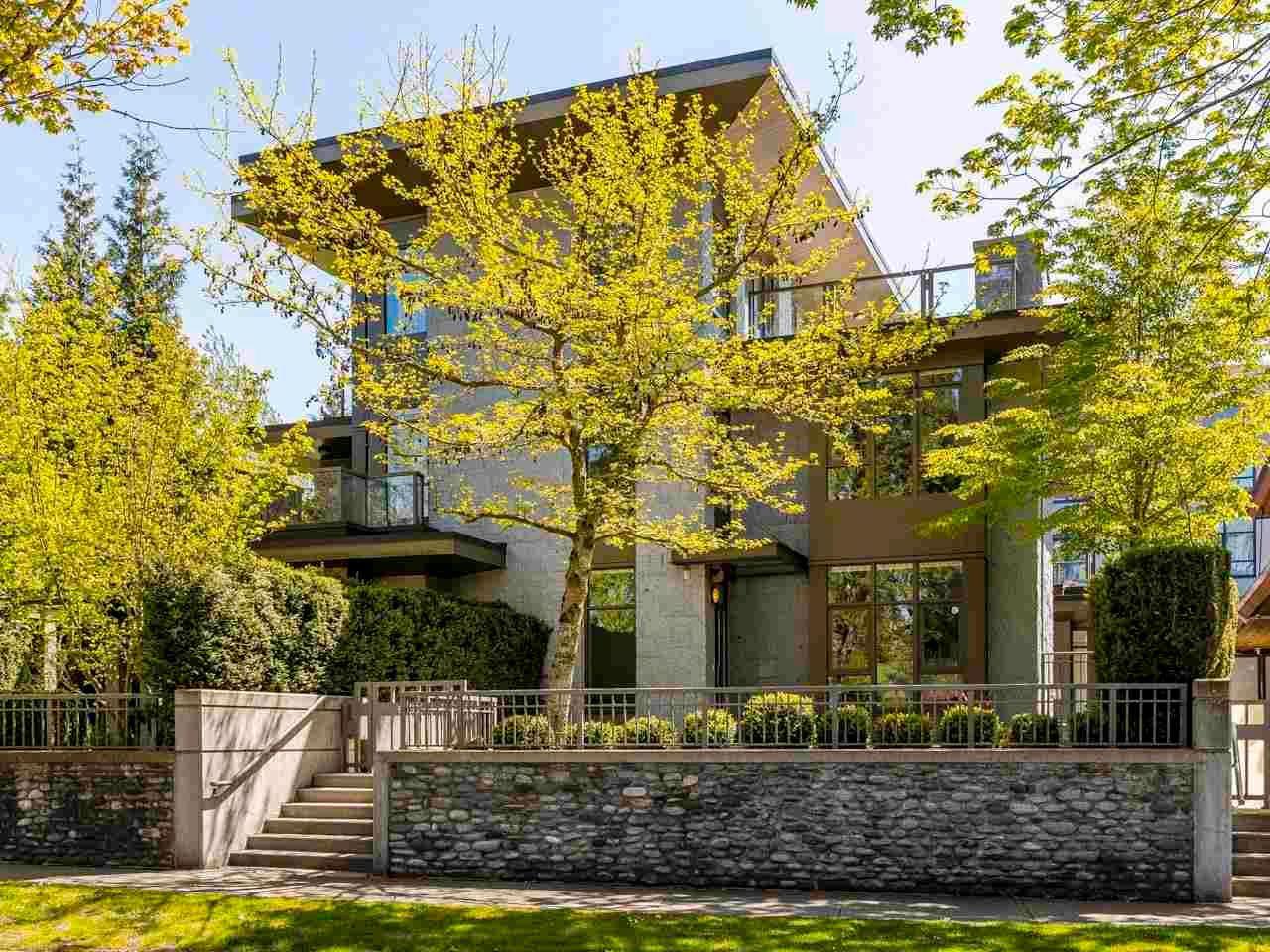 Main Photo: 6060 CHANCELLOR BOULEVARD in Vancouver: University VW 1/2 Duplex for sale (Vancouver West)  : MLS®# R2577712