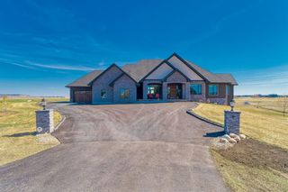 Main Photo: 4 Windhorse Bay in Rural Rocky View County: Rural Rocky View MD Detached for sale : MLS®# A1145636