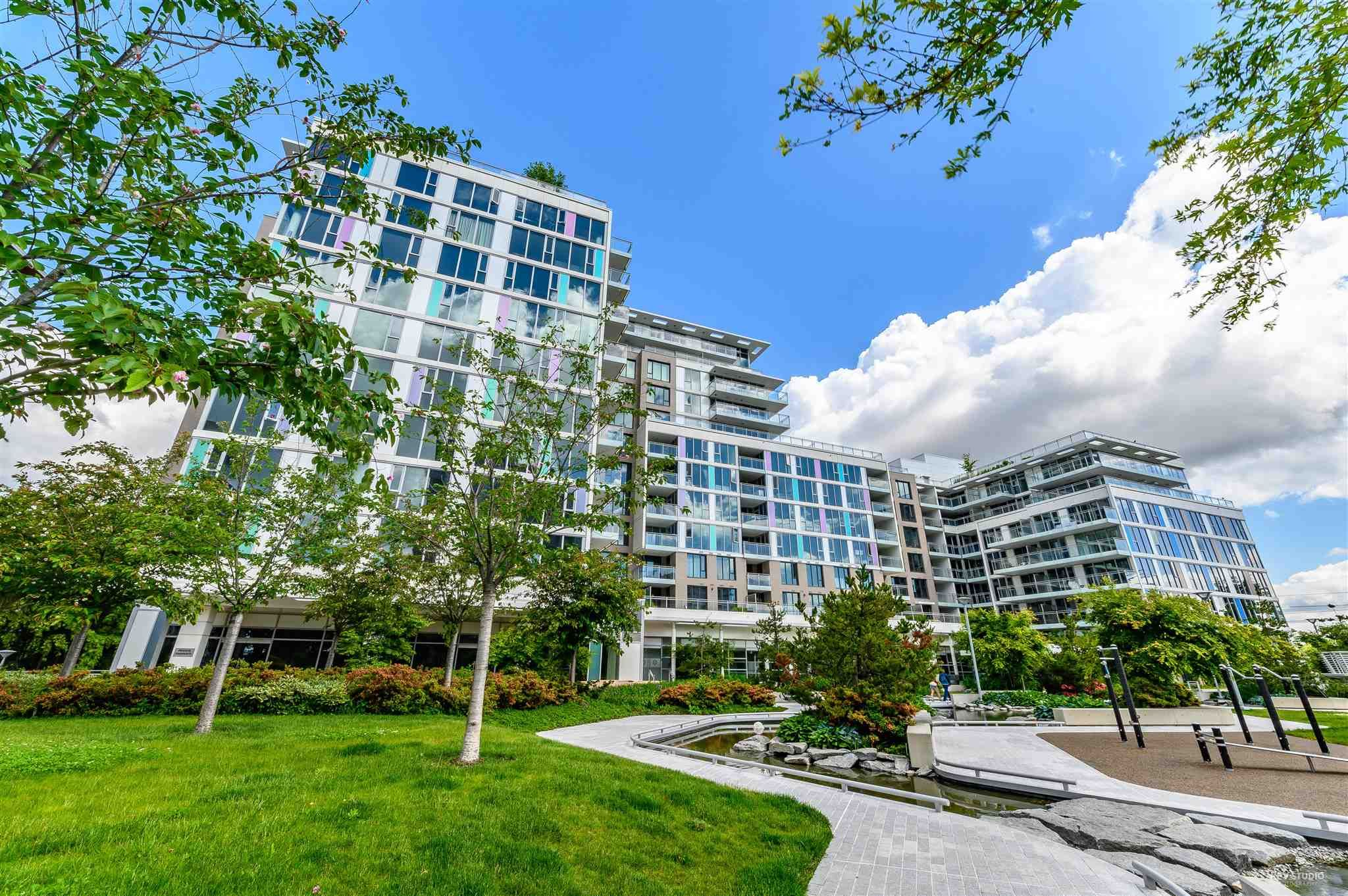 Main Photo: 1202 8988 PATTERSON Road in Richmond: West Cambie Condo for sale : MLS®# R2542117