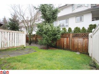 """Photo 10: 78 8844 208TH Street in Langley: Walnut Grove Townhouse for sale in """"MAYBERRY"""" : MLS®# F1203954"""