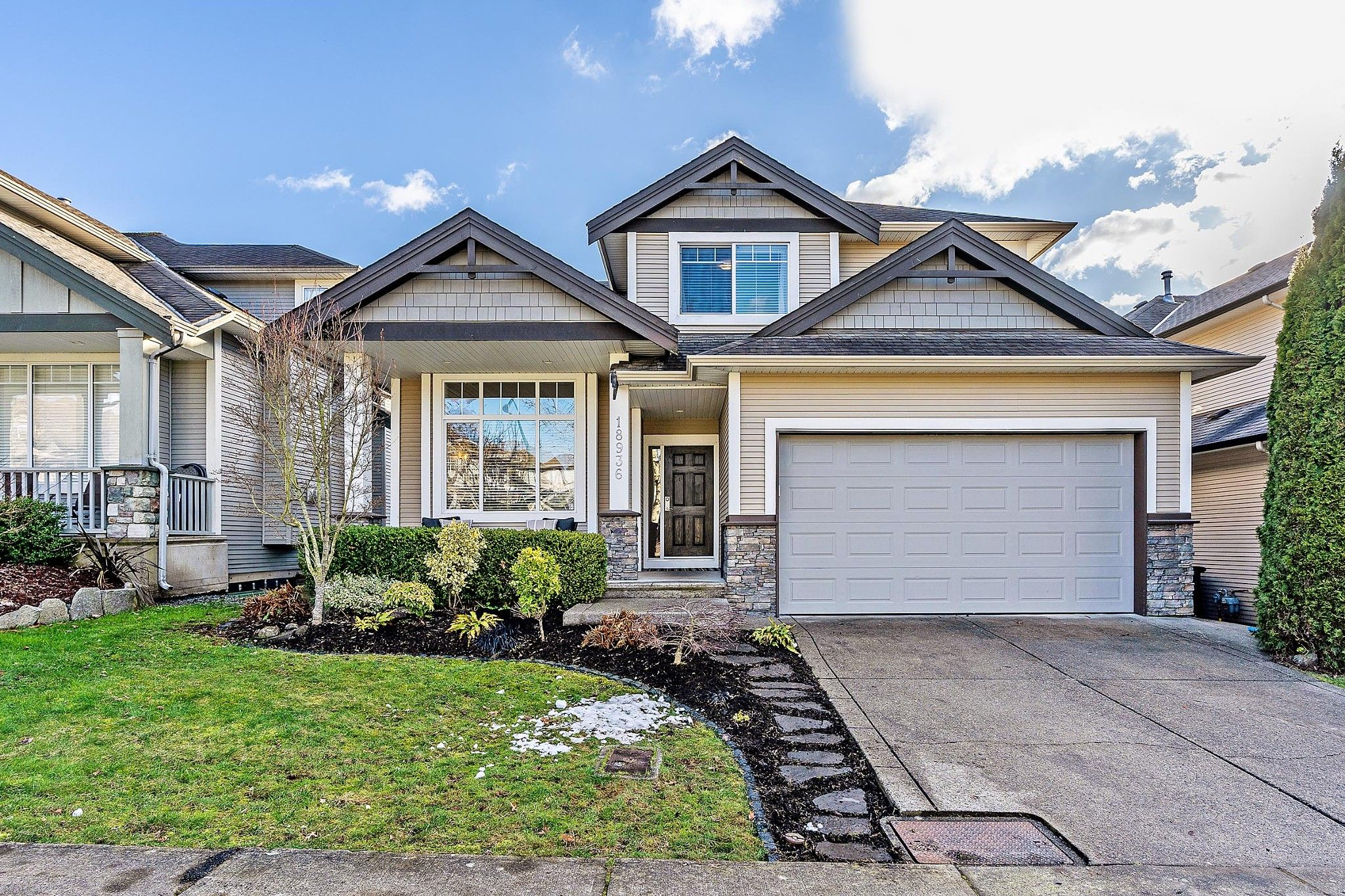 "Main Photo: 18936 69A Avenue in Surrey: Clayton House for sale in ""Clayton Village"" (Cloverdale)  : MLS®# R2539955"