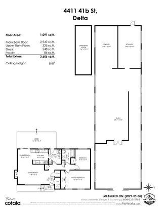 Photo 31: 4411 41B Street in Delta: Ladner Rural House for sale (Ladner)  : MLS®# R2579814