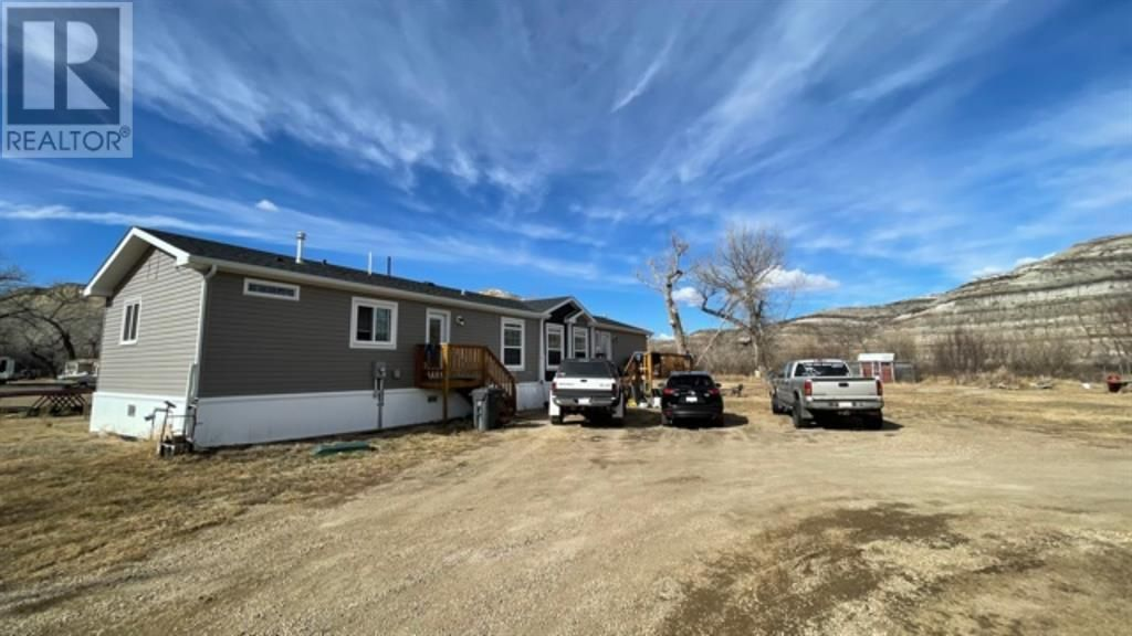 Main Photo: 114 Hi-way 10X in Drumheller: House for sale : MLS®# A1085511