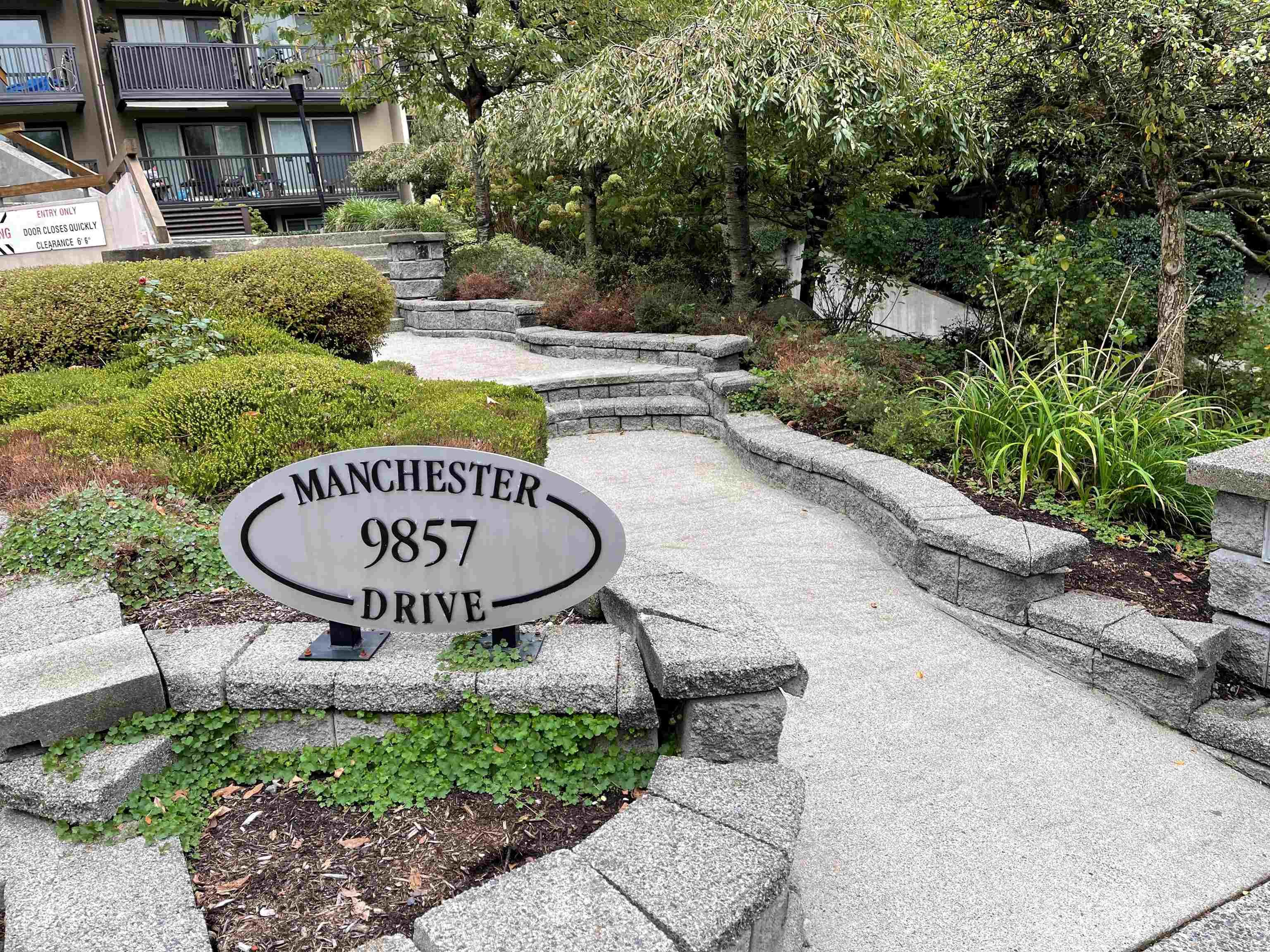 """Main Photo: 408 9857 MANCHESTER Drive in Burnaby: Cariboo Condo for sale in """"BARCLAY WOODS"""" (Burnaby North)  : MLS®# R2624067"""