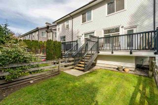 """Photo 28: 26 15075 60 Avenue in Surrey: Sullivan Station Townhouse for sale in """"NATURE'S WALK"""" : MLS®# R2560765"""