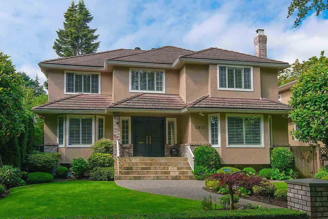 Main Photo: 3977 W 31ST Avenue in Vancouver: Dunbar House for sale (Vancouver West)  : MLS®# R2559390